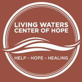 Living Waters Center of Hope Logo